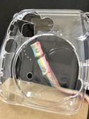 相機皮套 拍立得mini8/mini9水晶殼透明水晶殼子mini25/70/7s/90相機保護套 非凡小鋪