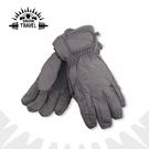【SNOW TRAVEL 100%羽毛防水透氣手套《灰》】AR-1/防風手套/保暖手套/羽絨手套/出國旅遊/賞雪/滑雪