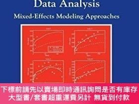 二手書博民逛書店Nonparametric罕見Regression Methods For Longitudinal Data A
