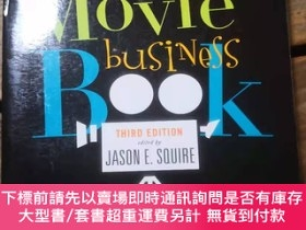 二手書博民逛書店《THE罕見MOVLE BUSINESS BOOK》Y2233 JASONE.SQUIRE A FIRESID