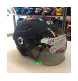 GP-5半罩安全帽,020/消光黑