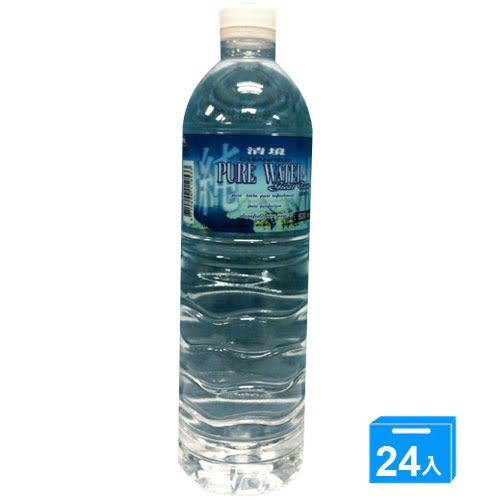 清境純水600ml*24入/箱