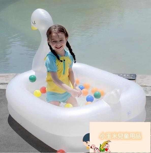 成人戲水池加厚家用兒童充氣游泳池家庭海洋球池