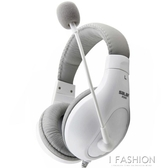 Salar/聲籟 A566頭戴式台式電腦耳機電競游戲耳麥帶麥話筒重低音·Ifashion