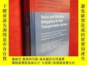 二手書博民逛書店Noise罕見and Vibration Mitigation