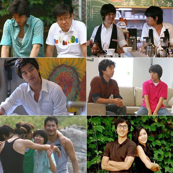 咖啡王子1號店 上套(1~8集) DVD 雙語版 (尹恩惠/孔侑(孔劉)/李善均/蔡貞安)