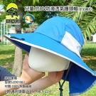 [美國 Sunday Afternoons ] 兒童 抗UV防潑透氣 護頸帽 皇室藍 S2D01061