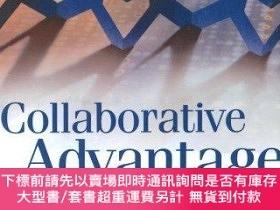 二手書博民逛書店Collaborative罕見Advantage: Winning through Extended Enterp