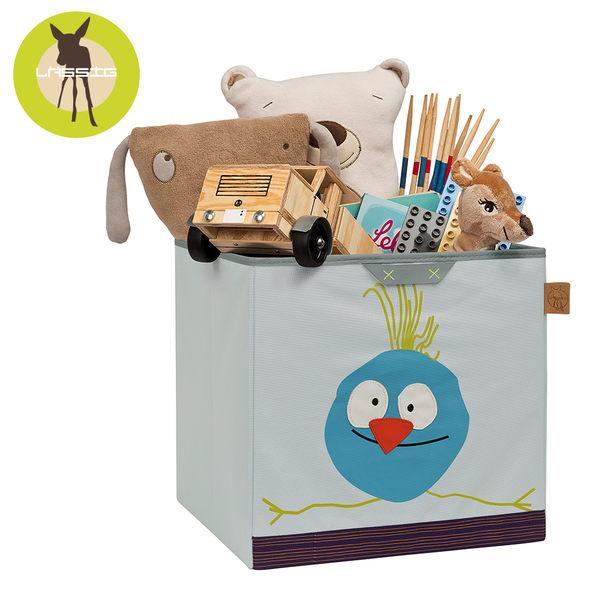 德國Lassig玩具儲物箱-尖嘴鳥