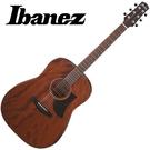 嚴選Ibanez AAD140-OPN 全奧克曼木單板電木吉他-附贈千元好禮/原廠公司貨