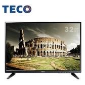 【南紡購物中心】TECO 東元 32吋 低藍光液晶顯示器+視訊盒 TL32K3TRE