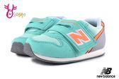 New Balance 996 小童 慢跑鞋 青蘋果糖 寶寶運動鞋 輕量 按摩鞋墊 O8468#綠色◆OSOME奧森鞋業