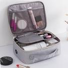 化妝箱 化妝包2021新款超火風便攜旅行大容量女小號化妝品收納盒手提【快速出貨八折鉅惠】