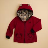 【金安德森】KA雙熊口袋戴帽休閒外套(共二色)