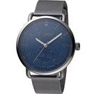 Timberland 天柏嵐 都會文青大三針錶(TBL.15939JSU/03MM)45mm