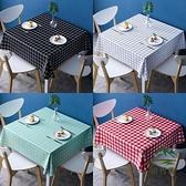 餐桌布防水防油防燙免洗PVC桌布桌墊布藝【步行者戶外生活館】