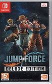【玩樂小熊】現貨 Switch遊戲NS JUMP FORCE 豪華版 JUMP FORCE Delu中文版