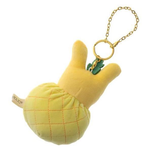 【水果宇宙人娃娃吊飾】宇宙人 新鮮水果系列 娃娃吊飾 兔兔款 日本正版 該該貝比日本精品 ☆