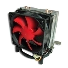 紅海MINI雙用CPU風扇 側排/鋁銅/超頻3