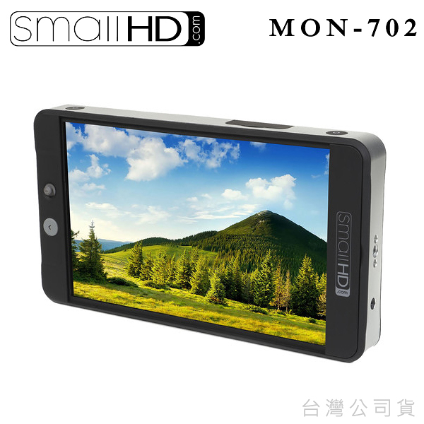 EGE 一番購】SmallHD 702 Bright Full HD【單螢幕】高亮度現場螢幕SDI HDMI【公司貨】