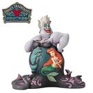 【正版授權】Enesco 烏蘇拉 裙襬場景 塑像 公仔 精品雕塑 小美人魚 迪士尼 Disney - 939874