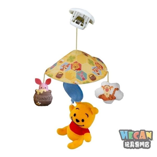 DISNEY迪士尼幼兒玩具 維尼車用吊飾 (夥伴款) 83390