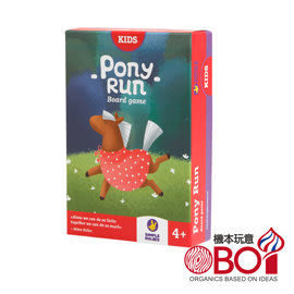 『高雄龐奇桌遊』神奇小馬 Pony Run 附中文說明書 ★正版桌上遊戲專賣店★
