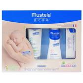 【Mustela 慕之恬廊 】嬰兒清潔護膚禮盒
