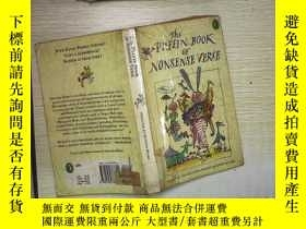二手書博民逛書店THE罕見PUFFIN BOOK OF NONSENSE VER