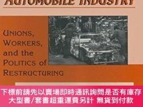 二手書博民逛書店Transforming罕見The Latin American Automobile IndustryY25