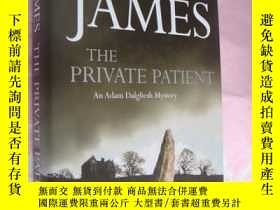 二手書博民逛書店The罕見private Patient 《私人醫生》布面精裝帶