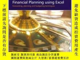 二手書博民逛書店Financial罕見Planning Using ExcelY255562 Sue Nugus Cima P