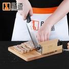 切片機 阿膠糕專用切片機家用小型手動牛軋糖芝麻糖切塊切片年糕臘肉切刀