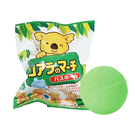 兩入一組【日本正版】小熊餅乾 沐浴球 肥皂香芬 泡澡劑 樂天小熊餅 樂天熊仔餅 款式隨機 - 046625