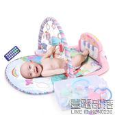 預售 嬰兒健身架器腳踏鋼琴 手搖鈴牙膠寶寶新生嬰兒玩具套餐