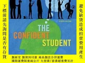 二手書博民逛書店The罕見Confident Student (textbook-specific Csfi)Y307751