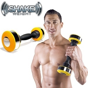 【富樂屋】岱宇 Shake Weight 搖擺鈴 鐵灰色/金黃色/旋風紅 男生版