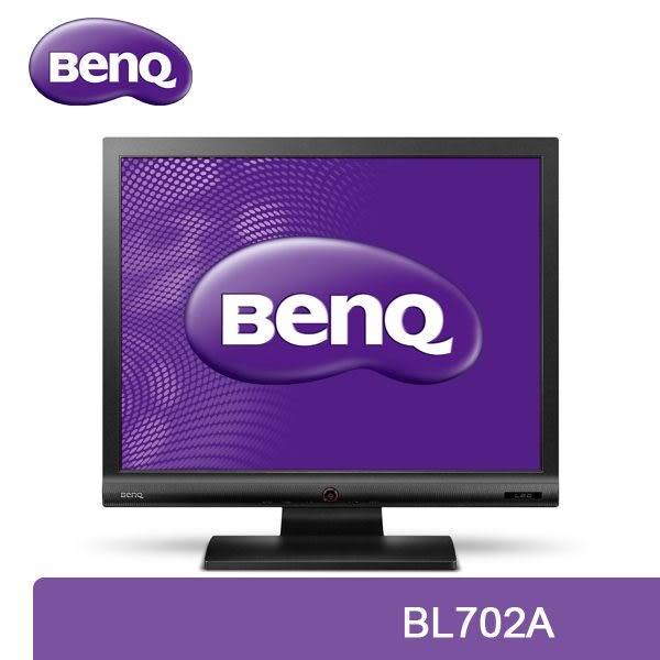 全新 明碁 BenQ BL702A 17型 LED液晶螢幕 / TN面板 / 17吋 / 低藍光 / 不閃屏