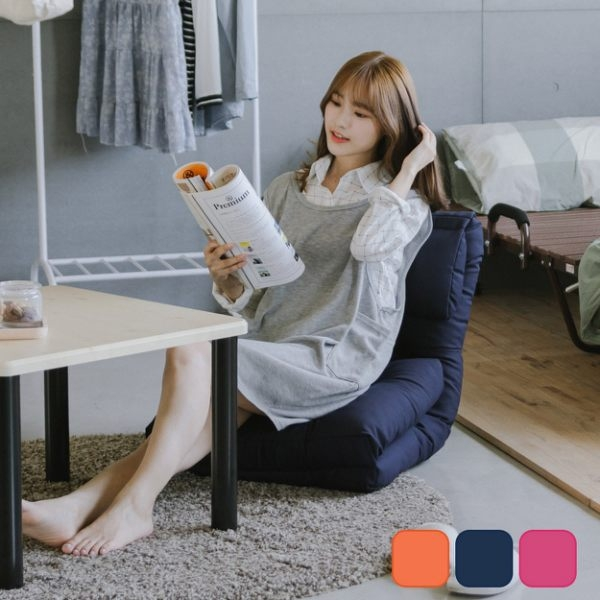 沙發椅 和室椅 日式【M0018】頭靠舒壓多用途和室椅(三色) MIT台灣製ac 完美主義