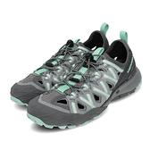 Merrell 戶外鞋 Choprock Shandal 灰 綠 女鞋 越野 登山 休閒鞋 【ACS】 ML034170