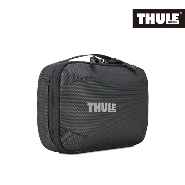 THULE-Subterra多功能行動電源收納包TSPW-301-暗灰