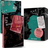 歡樂之家/我和母親之間(圖像小說X同志文學跨界經典,艾莉森‧貝克德爾「悲喜交家...