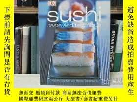 二手書博民逛書店Sushi:罕見Taste and Technique 壽司的味