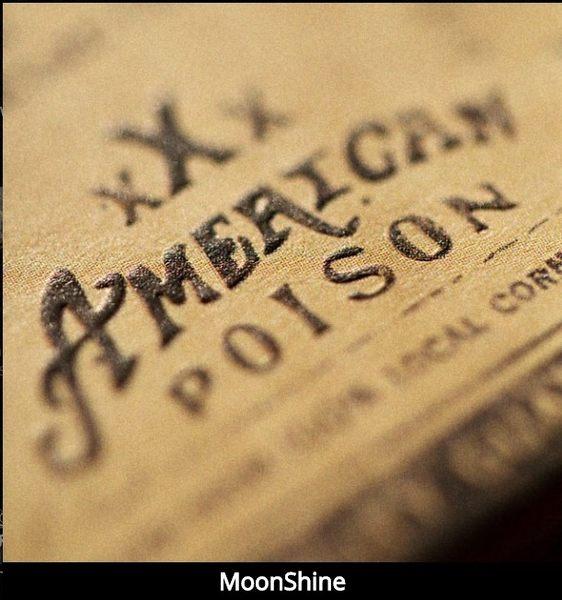 【USPCC 撲克】撲克牌 Moonshine playing cards