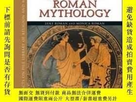 二手書博民逛書店Encyclopedia罕見Of Greek And Roman Mythology (facts On File