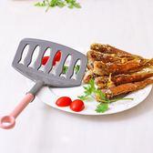 塑料炸魚鏟 油炸專用勺 煎魚鏟 不黏鍋鏟瀝油鏟盛魚鏟子