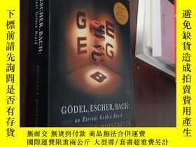 二手書博民逛書店Gödel,罕見Escher, Bach:An Eternal Golden Braid哥德爾·艾舍爾·巴赫:集異
