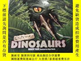 二手書博民逛書店EXTREME罕見DINOSAURS:極端恐龍Y212829