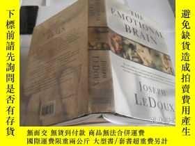 二手書博民逛書店THE罕見EMOTIONAL BRAINY205889 出版19