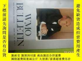 二手書博民逛書店WMO罕見BULLETIN(1980)19072 無 出版198